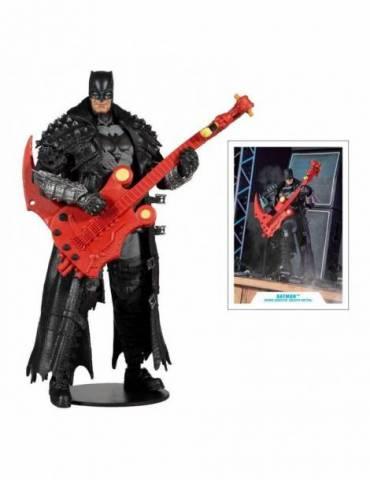 Figura DC Multiverse Build A Batman 18 cm