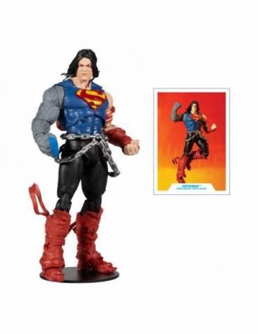 Figura DC Multiverse Build A Superman 18 cm