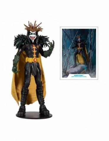 Figura DC Multiverse Build A Robin King 18 cm