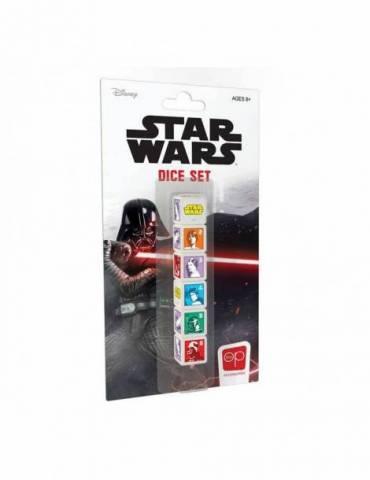 Star Wars Pack de Dados 6D6 (6)