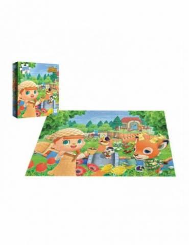 Puzle Animal Crossing New Horizons (1000 piezas)
