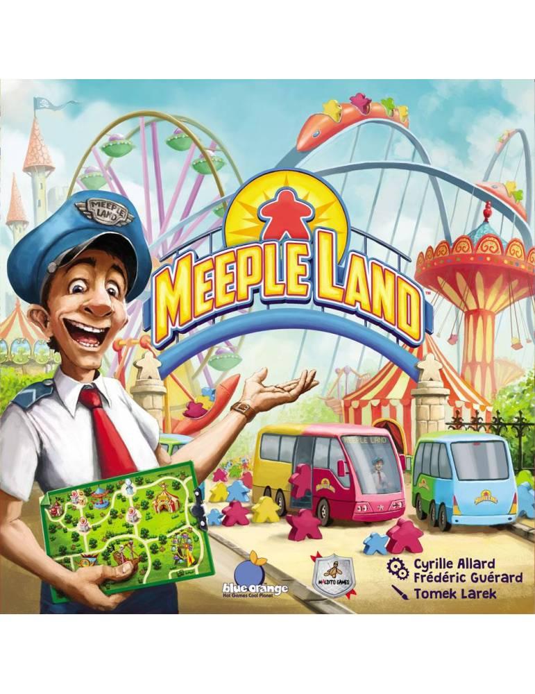 Meeple Land (Castellano)