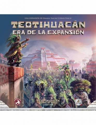 Teotihuacán: Era de la Expansión
