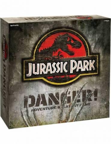 Jurassic Park: Danger! (Castellano)