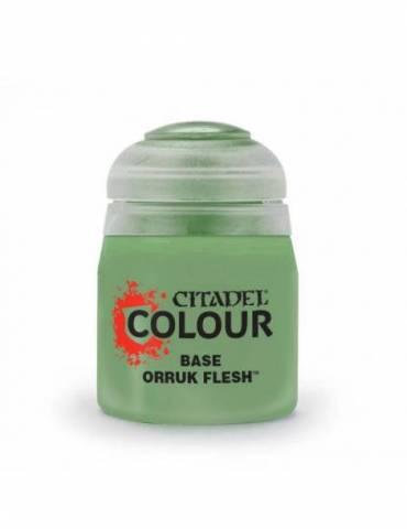 Pintura Citadel Base: Orruk Flesh (12 ml)