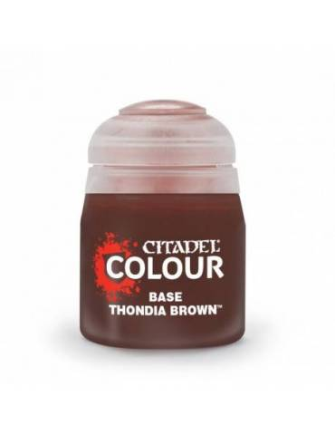Pintura Citadel Base: Thondia Brown (12 ml)