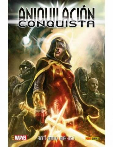 Aniquilación Saga 09. Aniquilación Conquista