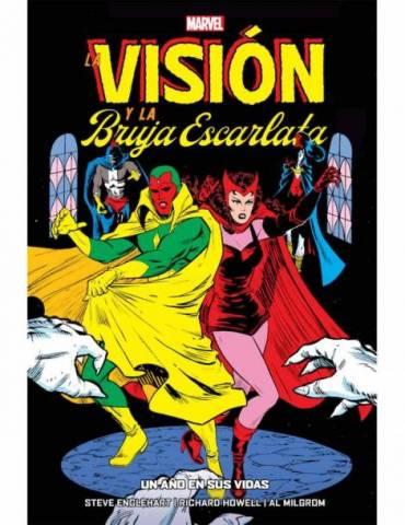 La Vision y La Bruja Escarlata. Un año en sus vidas
