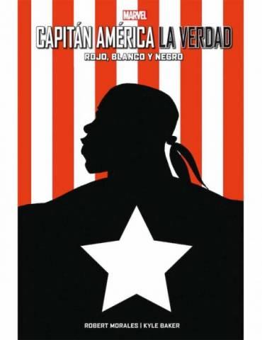 Capitán América. La Verdad: Rojo