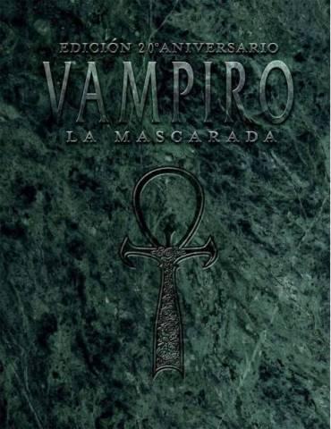 Vampiro La Mascarada 20º Aniv. Ed. Bolsillo