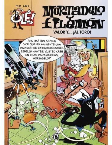Ole Mortadelo 094: Valor y... Al Toro