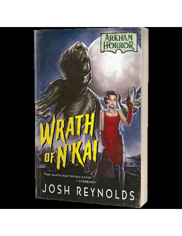 Arkham Horror NOV Wrath of N´Kai