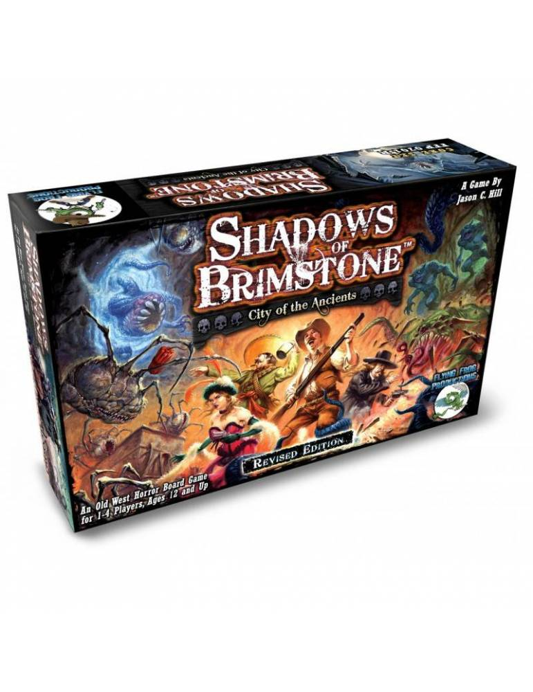 Shadows of Brimstone: City of the Ancient RevEd