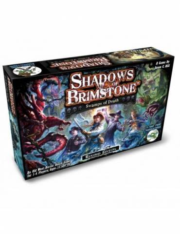 Shadows of Brimstone: Swamps of Death Rev Ed