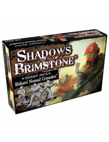 Shadows of Brimstone: Shikarri Nomad Crues Enem