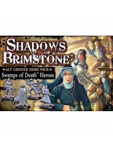 Shadows of Brimstone: Swamps of De Alt Gen Hero