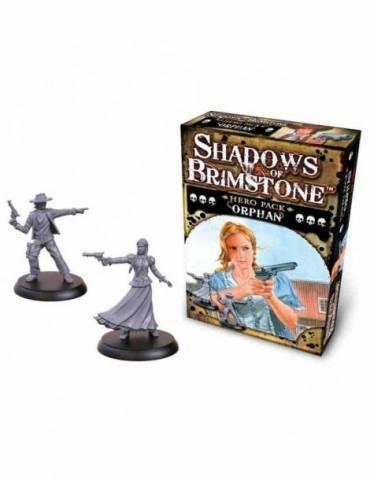 Shadows of Brimstone: Hero Pack - Orphan