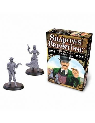 Shadows of Brimstone: Hero Pack - Gambler