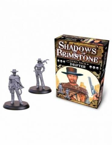 Shadows of Brimstone: Hero Pack - Drifter
