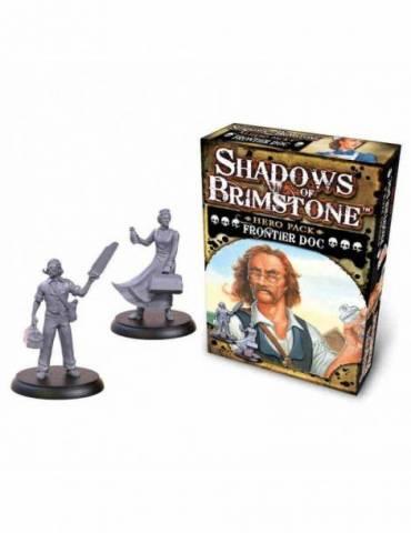 Shadows of Brimstone: Hero Pack - Frontier Doc