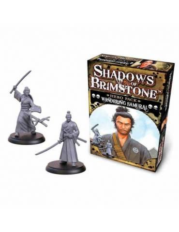 Shadows of Brimstone: Hero Pack - Wand Samurai