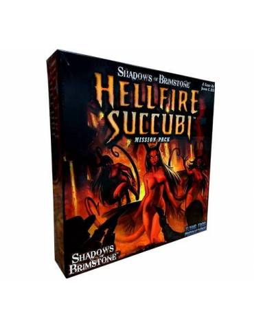 Shadows of Brimstone: Hellfire Succubi