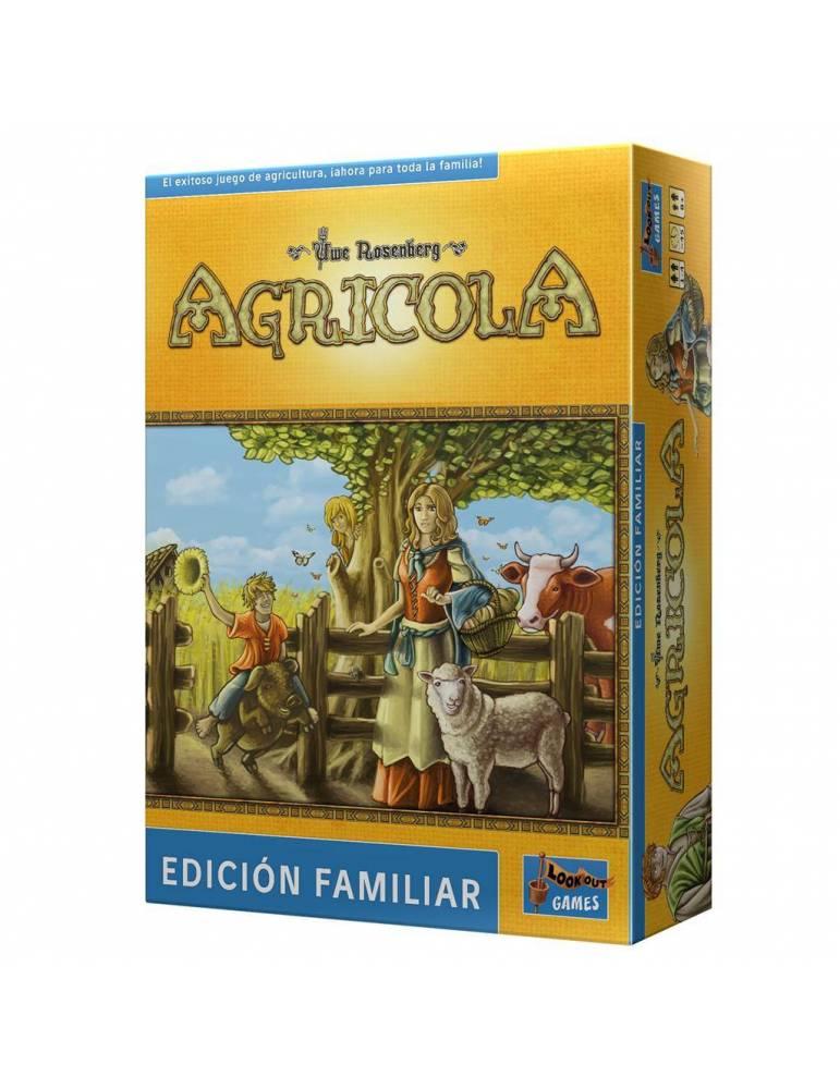 Agrícola: Edición Familiar