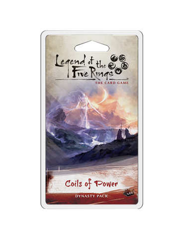 L5R Card Game Coils of Power