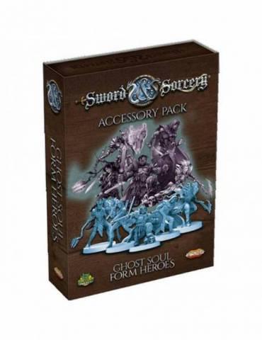 Sword & Sorcery Ghost Soul Form Heroes