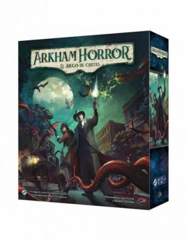 Arkham Horror: El juego de cartas (Ed. Revisada)