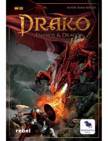 Drako 1: Enanos y Dragón (2021)