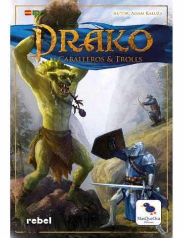 Drako 2: Caballeros y Trolls (2021)