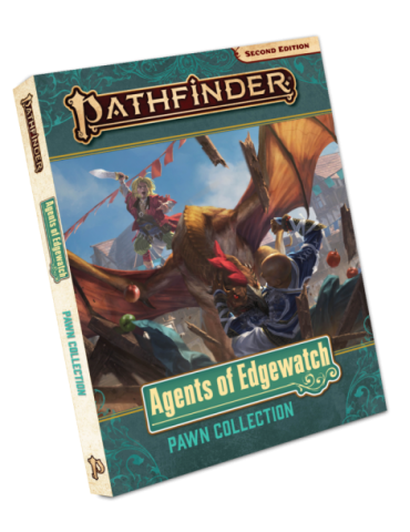 Pathfinder P2 Agents of Edgewatch Pawn C