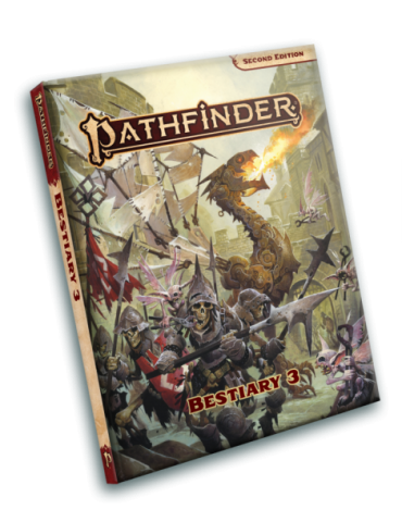 Pathfinder P2 Bestiary 3