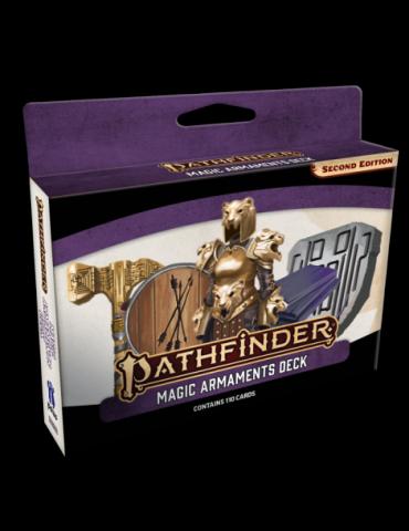 Pathfinder P2 Magic Armaments Deck