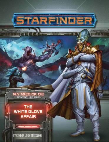 Starfinder White Glove Affair FFOD4
