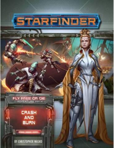 Starfinder Crash & Burn FFOD5