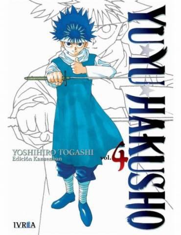 Yu Yu Hakusho Edicion Kanzenban 04