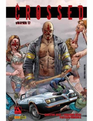 Crossed 17 (Comic)