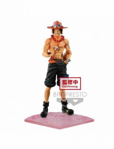"Figura One Piece Magazine Figure Vol. 2: Portgas D Ace Special Episode ""Luff"" 19 cm"