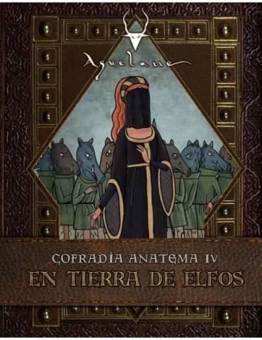 Cofradía Anatema IV: En Tierra de Elfos + Copia Digital