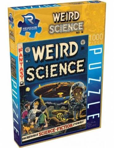 EC Comics Puzzle Series: Weird Science No. 16