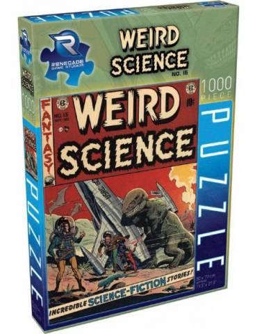 EC Comics Puzzle Series: Weird Science No. 15