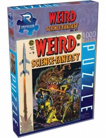 EC Comics Puzzle Series: Weird Science-Fantasy No. 27
