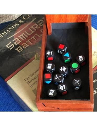 Commands & Colors Samurai Battles Spare Dice (10)