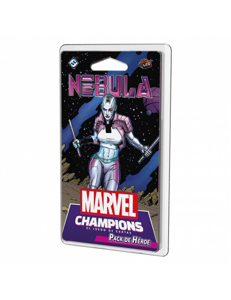 Marvel Champions: Nebula (Castellano)