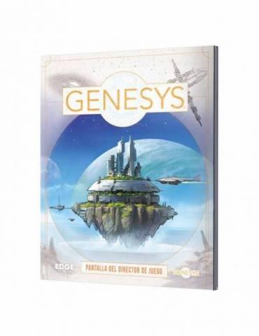 Genesys - Pantalla del DJ (Castellano)