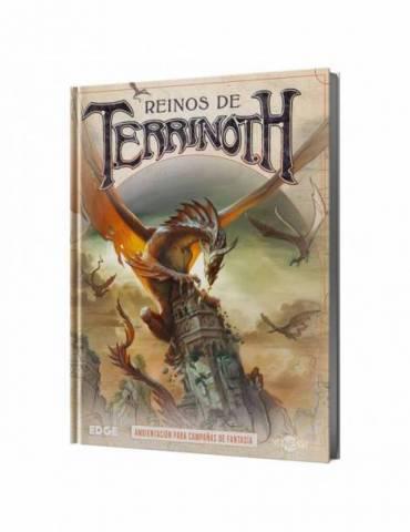 Genesys - Reinos de Terrinoth (Castellano)