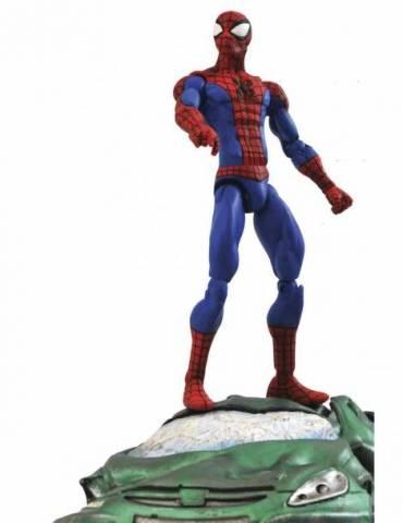 Figura Marvel Select: Spiderman 18 cm