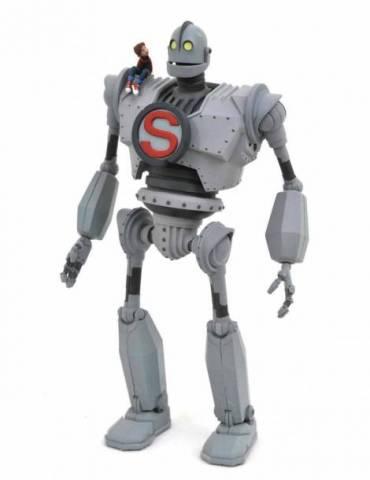 Figura The Iron Giant Select Action Figure: Iron Giant 23 cm